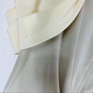 Vena Cava Tops - Vena Cava Silk Gathered Shoulders Sz 4 NWT
